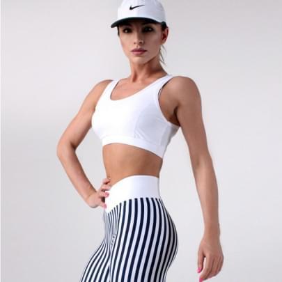 Топ для фитнеса BASIC(White)