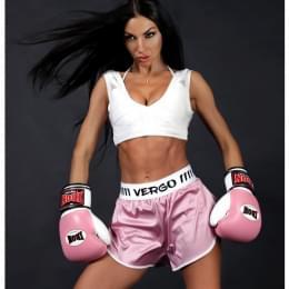 Шорты для фитнеса CHEEKY (Pink)